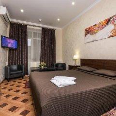 Гостиница Погости.ру на Коломенской Стандартный номер разные типы кроватей