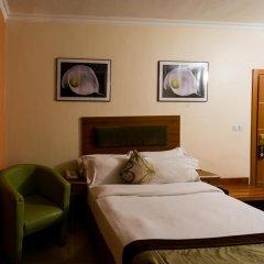 Отель Morning Side Suites 4* Стандартный номер с различными типами кроватей фото 4