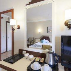 Nova Park Hotel - All Inclusive 5* Стандартный номер фото 10