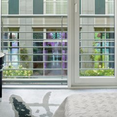 Отель Le Méridien München 5* Люкс повышенной комфортности разные типы кроватей фото 6