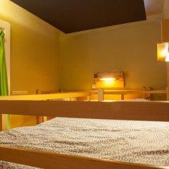 Treestyle Hostel Стандартный номер с различными типами кроватей