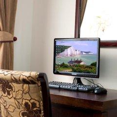 Hanoi Holiday Diamond Hotel 3* Представительский номер с различными типами кроватей фото 4