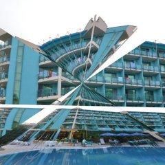 Отель Menada Diamond Bay Солнечный берег бассейн