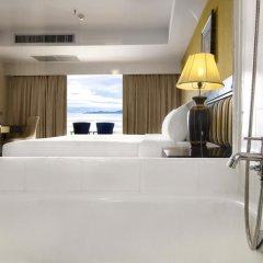 Отель D Varee Jomtien Beach 4* Номер Делюкс с различными типами кроватей фото 8
