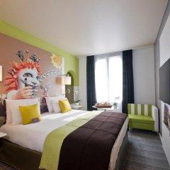 Отель Mercure Nice Centre Grimaldi 4* Стандартный номер с различными типами кроватей фото 10