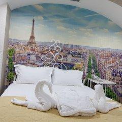 Хостел LES Номер Эконом разные типы кроватей фото 6