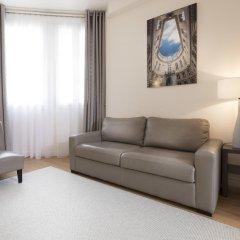 Отель Résidence Charles Floquet 2* Апартаменты с различными типами кроватей фото 36