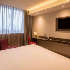 DoubleTree by Hilton Hotel Yerevan City Centre 4* Стандартный номер с двуспальной кроватью фото 2