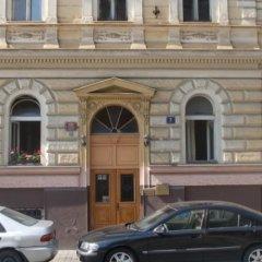 Отель Albert rezidence парковка