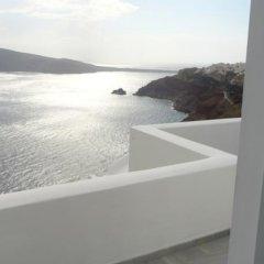 Отель Captain John Греция, Остров Санторини - отзывы, цены и фото номеров - забронировать отель Captain John онлайн балкон
