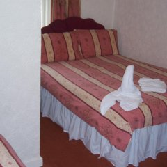 The Albany Hotel комната для гостей