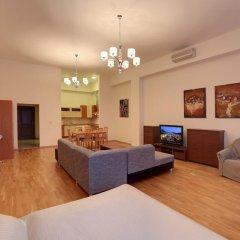Отель Slunecni Lazne Апартаменты фото 22