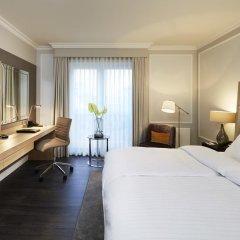 Отель The Westin Grand, Berlin 5* Номер Делюкс разные типы кроватей фото 5