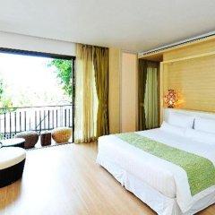 Отель The Lapa Hua Hin 4* Улучшенный номер с двуспальной кроватью фото 7