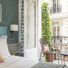 Отель Hôtel Adèle & Jules 4* Стандартный номер разные типы кроватей фото 4