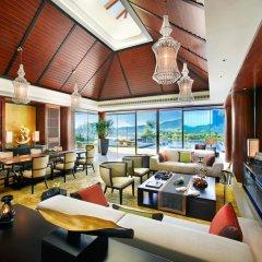 Отель Banyan Tree Macau Вилла с различными типами кроватей фото 2