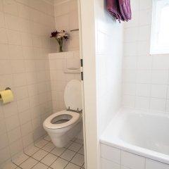 Отель Sweet Living Tiefer Graben Вена ванная