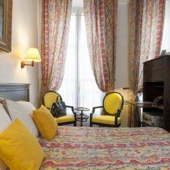 Отель Bersolys Saint-Germain Франция, Париж - отзывы, цены и фото номеров - забронировать отель Bersolys Saint-Germain онлайн комната для гостей фото 13
