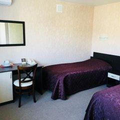 Гостиница Заречная Улучшенный номер с 2 отдельными кроватями
