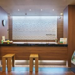 Hotel Route-Inn Yaita Насусиобара интерьер отеля