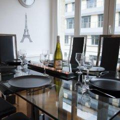 Отель Champs Élysées-Vuitton Apartment Франция, Париж - отзывы, цены и фото номеров - забронировать отель Champs Élysées-Vuitton Apartment онлайн питание