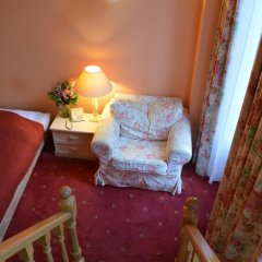 Отель MATIGNON Брюссель комната для гостей фото 5