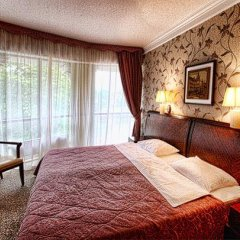 Отель Гламур 4* Стандартный номер фото 6