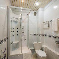 Hotel Lyuks 3* Номер Комфорт с различными типами кроватей фото 4