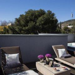 Отель ABaC Restaurant & Hotel Испания, Барселона - отзывы, цены и фото номеров - забронировать отель ABaC Restaurant & Hotel онлайн балкон