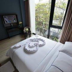 Hanoi Emerald Waters Hotel Trendy 3* Номер Делюкс с различными типами кроватей фото 27