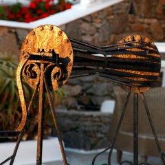 Отель Olia Hotel Греция, Турлос - 1 отзыв об отеле, цены и фото номеров - забронировать отель Olia Hotel онлайн питание фото 2