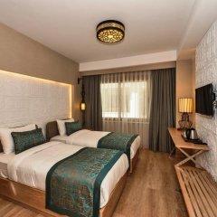 Aybar Hotel 4* Стандартный номер с двуспальной кроватью фото 12