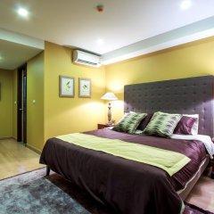 Отель Rocco Huahin Condominium Апартаменты с 2 отдельными кроватями фото 12