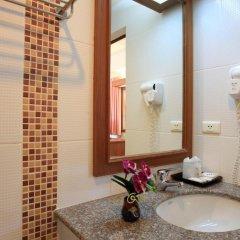 Orchid Garden Hotel 3* Улучшенный номер с двуспальной кроватью фото 12