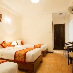 Ngoc Minh Hotel 2* Номер Делюкс с различными типами кроватей фото 3