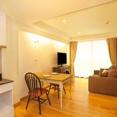 Отель Rocco Huahin Condominium Апартаменты с различными типами кроватей фото 27