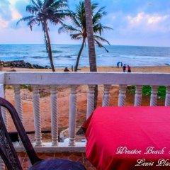 Отель Winston Beach Guest House Шри-Ланка, Негомбо - отзывы, цены и фото номеров - забронировать отель Winston Beach Guest House онлайн балкон