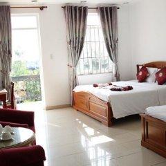 Hoa Phat Hotel & Apartment 3* Улучшенный номер с различными типами кроватей фото 6