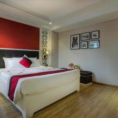 Oriental Central Hotel 3* Номер Делюкс с различными типами кроватей фото 5