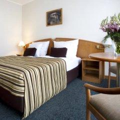 Отель Plaza Prague 4* Стандартный номер фото 3