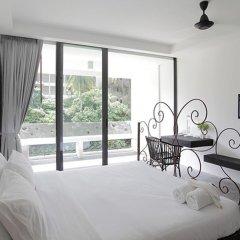 Отель Surintra Boutique Resort 3* Номер Делюкс двуспальная кровать