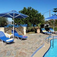 Отель Villa Amalia бассейн фото 2
