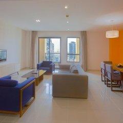 Ramada Hotel & Suites by Wyndham JBR 4* Апартаменты с 2 отдельными кроватями фото 11