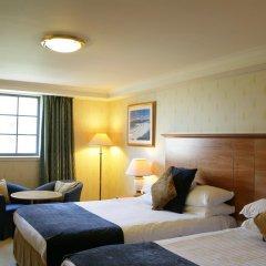 Hallmark Hotel Glasgow 4* Стандартный номер с разными типами кроватей фото 2