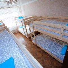Light House Pavlodar Hostel Кровать в общем номере двухъярусные кровати фото 5