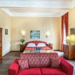 Hotel Leonardo Prague 4* Семейный люкс с двуспальной кроватью фото 8