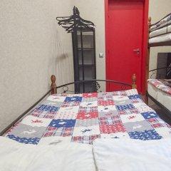Hostel Racing Paradise Номер Эконом с различными типами кроватей фото 7