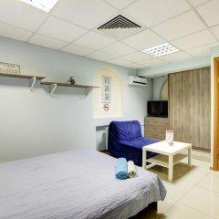 Мини-Отель Брусника Стандартный номер с двуспальной кроватью фото 11