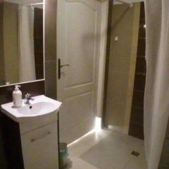 Отель Dworek Poznań Польша, Познань - отзывы, цены и фото номеров - забронировать отель Dworek Poznań онлайн ванная фото 2