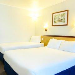 Отель Campanile Manchester комната для гостей фото 5